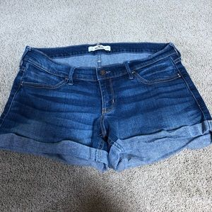Hollister Shorts - Hollister Jean Shorts